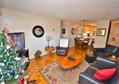 Athabasca Tower Suite