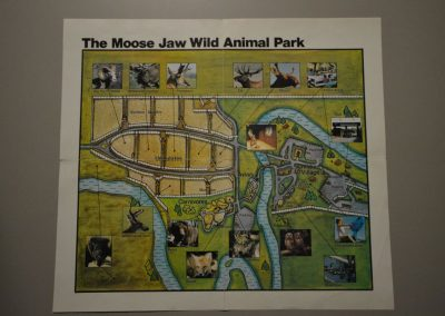 Moose Jaw Wild Animal Park History