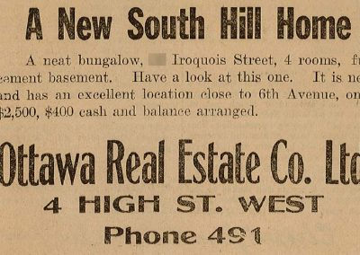 Ottawa Real Estate - Moose Jaw - History