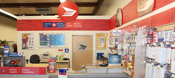 Post Office - Moose Jaw - Downtown