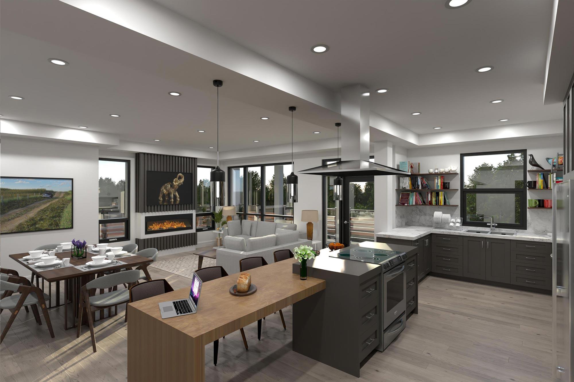 Interior - Fairford Apartments - 160 Fairford St E - Moose Jaw